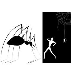 Arachnophobia vector