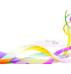 Abstract background with colors conceps vector