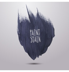 Grunge paint abstract background vector