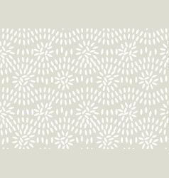 Concept simple rice grain pattern vector