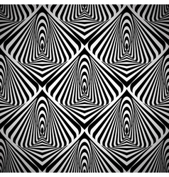 Optical art seamless vector