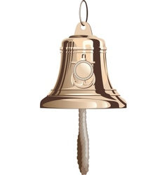 Sea bell vector