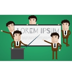 Display board vector