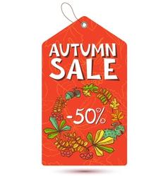 season shopping vector image