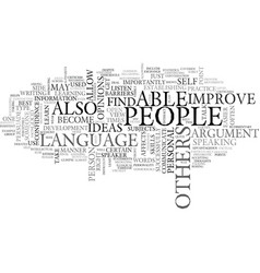 Barriers in personal development text word cloud vector