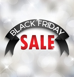 black friday sale background 2709 vector image vector image