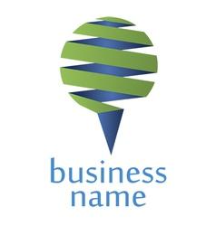 logo service vector image vector image