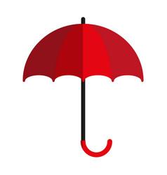 Open umbrella icon image vector