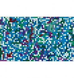 ultramarine smelt mosque vector image