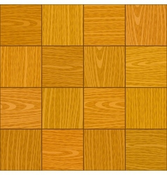 Seamless light oak square vector