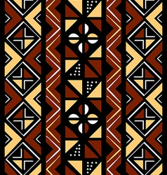 African seamless pattern vector