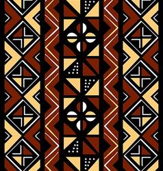 African seamless pattern vector