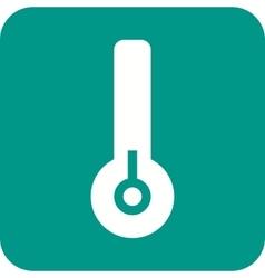 Low Temperature vector image