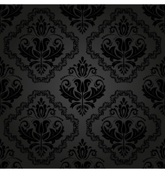 Pattern in the style of baroque abstract vector