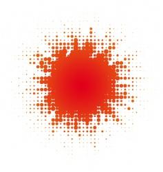 blob vector image vector image