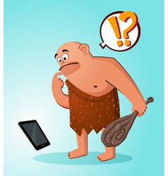 Caveman found a gadget vector