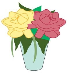 Gardenias vector