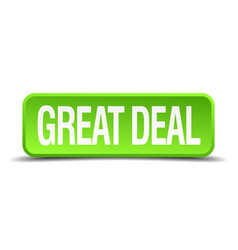 Great deal vector