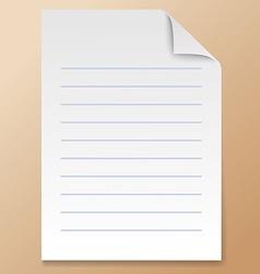 New document vector