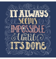 Typo notimpossible6 vector