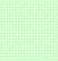 Green diamond pattern seamless vector