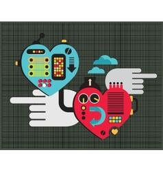 Mechanic love vector