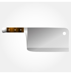 Short meat axe vector