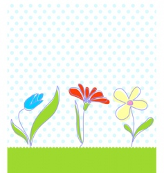 baby seamless background vector image vector image