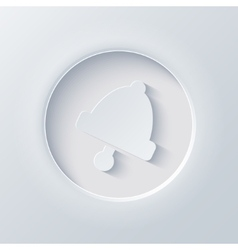 light circle icon Eps10 vector image