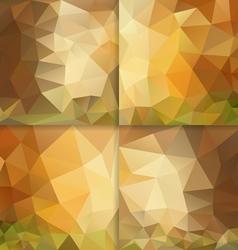 BigPolygon03 vector image vector image
