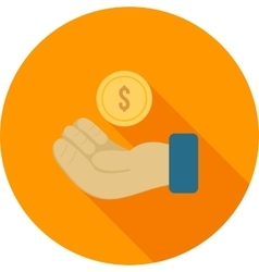 Business loan vector