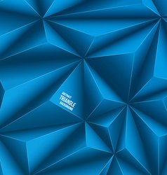 abstract triangle 2 vector image