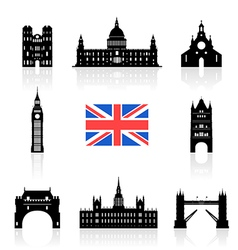 London england icon vector
