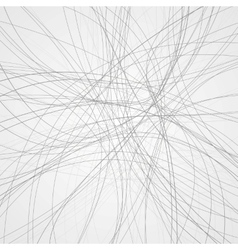 Abstract grey lines background vector