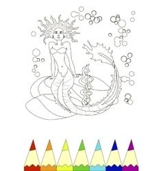 Coloring vector
