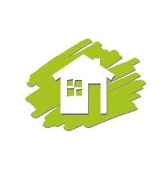 Save home concept vector