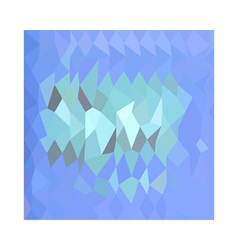 Lavender abstract low polygon background vector