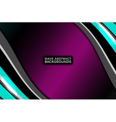 Abstract business elegant background vector