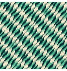 fragmentary rhombus print vector image