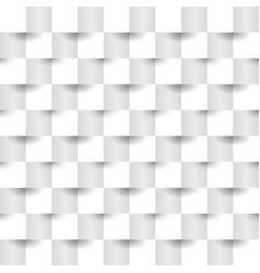 white geometric texture background can be vector image vector image
