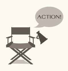 Director film vector