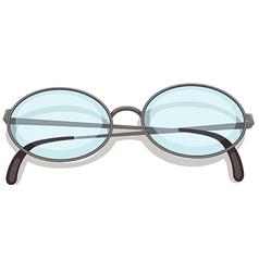 An eyeglass vector image