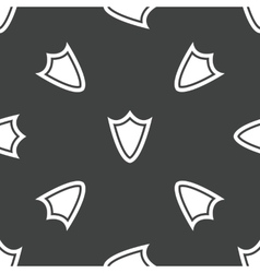 Shield pattern vector