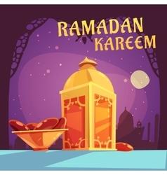 Ramadan iftar vector