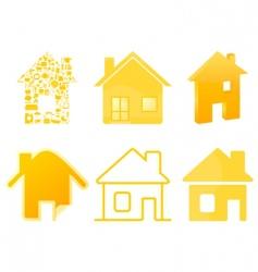 House icon4 vector