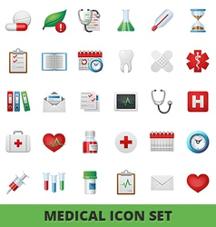 medical-icons vector image