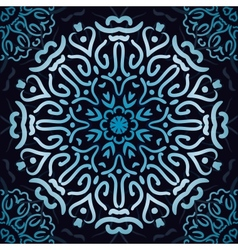 Luxury ornamental abstract wallpaper vector image