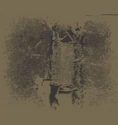 vintage torn book vector image