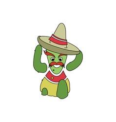 Mexican-Cactus-380x400 vector image