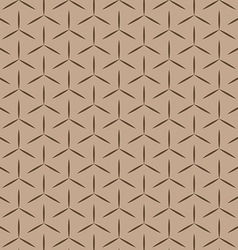 Abstract geometric seamless patterns background vector image